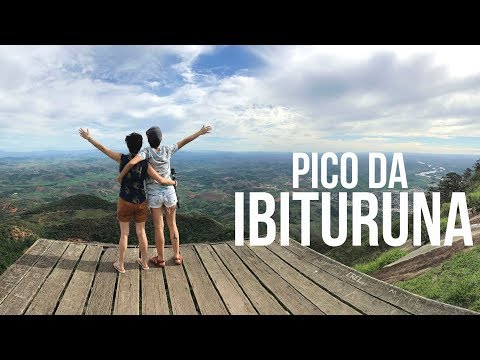 Pico do Ibituruna - Governador Valadares (MG)