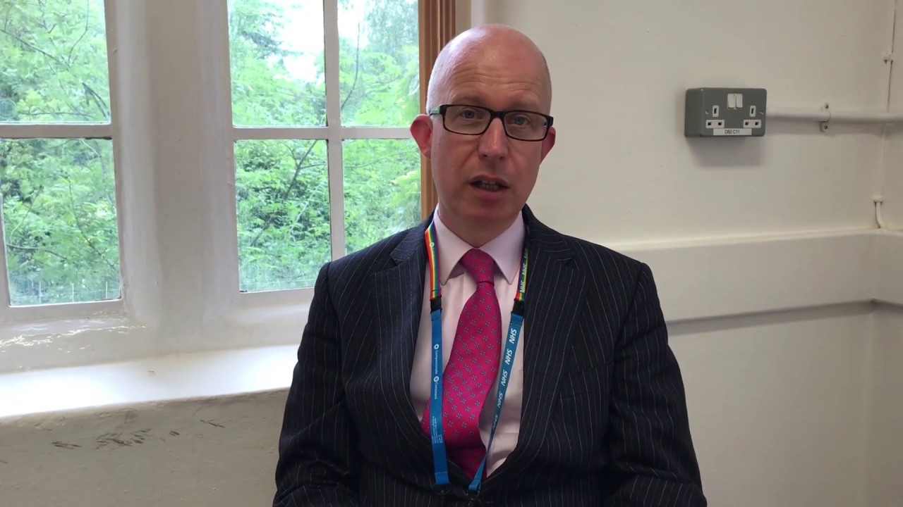 NHS 70 - Sean Whyte, Clinical Director - Acute and Urgent Care