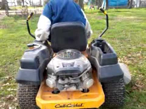 Cub cadet rzt review and mowing youtube publicscrutiny Gallery