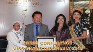 Dikna Faradiba - New National Director of Miss Grand Indonesia