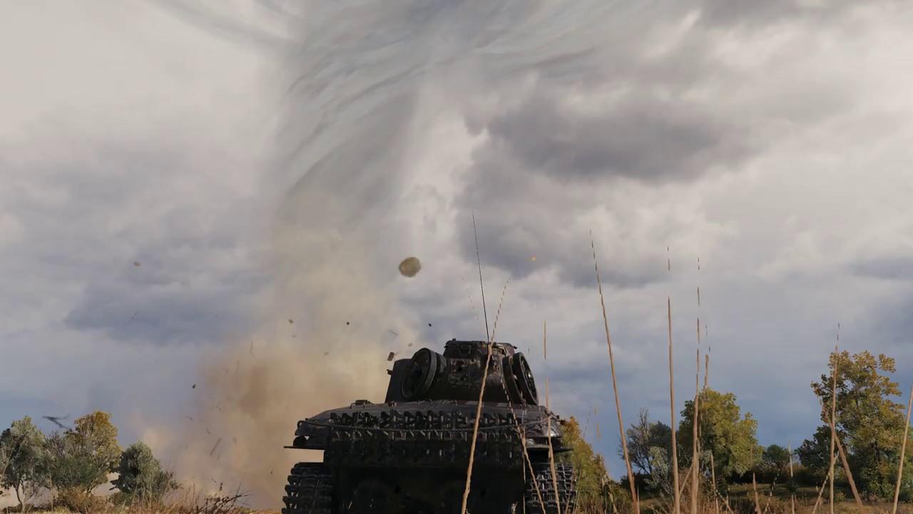 танк торнадо фото уже