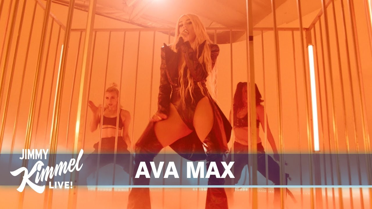 Ava Max – My Head and My Heart