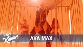 Ava Max – My Head and My Heart