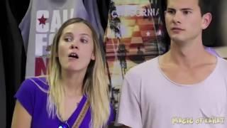 Фокус исчезновение Подборка Приколов зомби ПРАНКИ Смешное Видео Лучшие Приколы vines Funny video