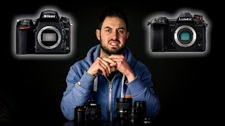 Full Frame to Micro Four Thirds // Why I Switched...