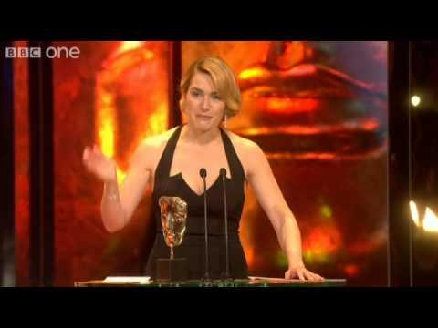 Kate Winslet wins Best Actress BAFTA - The British Academy Film Awards 2009 - BBC One