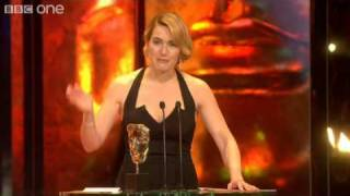 Kate Winslet wins Best Actress BAFTA - The British Academy Film Awards 2009 - BBC One
