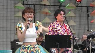 代々木公園ベトナムフェスティバル野外ステージ2017/06/11.