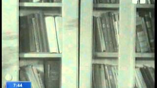 А вы знали? Библиотеки города Бишкек