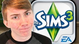 THE SIMS 3 - Part 2 (iPhone Gameplay Video)
