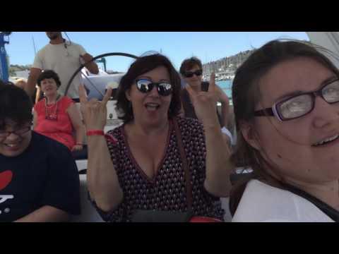 portugal Faro avec la sève et le rameau