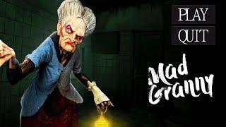 НОВАЯ БЕЗУМНАЯ БАБКА ГРЕННИ - Mad Granny