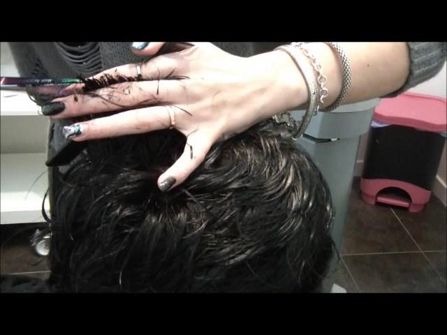 Protesi capelli densità alta - HRS