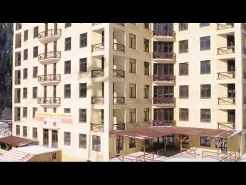 Веб-камеры Домбая