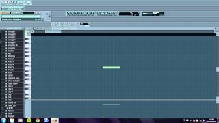 fl studio how to make uk deep garage house
