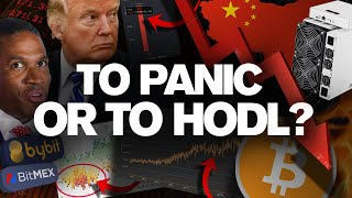 Is BITCOIN in BIG Trouble!? Should You Panic NOW!?