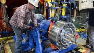 Siemens Field Service for Gas Turbines