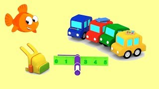 SCHOOL TIME! - Cartoon Cars - Cartoons for Children - Videos for kids Ploop Channel
