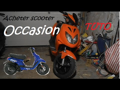 comment acheter scooter d 39 occasion youtube. Black Bedroom Furniture Sets. Home Design Ideas