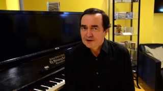 Pierre-Laurent Aimard's Notes from the Well-Tempered Clavier Tour #1: Welcome