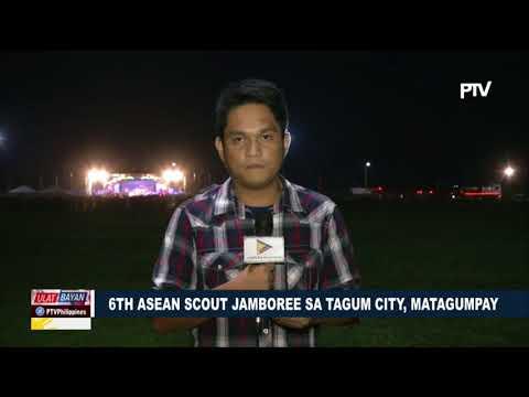 6th ASEAN Scout Jamboree sa Tagum City, matagumpay