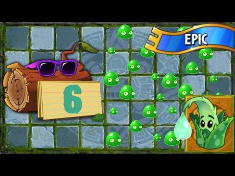 Plants vs. Zombies 2 - Epic Quest: Aloe, Salut! - Stage 6