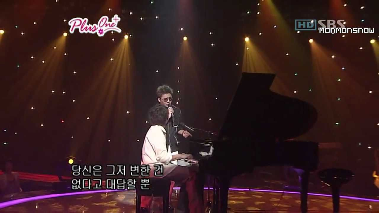 Download Sung Si-Kyung & Kim Jo-Han - Lately / How Deep is Your Love(Aug 17, 2005)