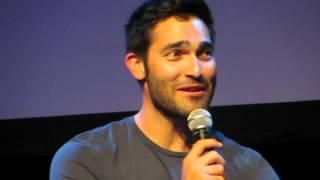 Tyler describing some of the Teen Wolf cast - Tyler Hoechlin @ Werewolfcon