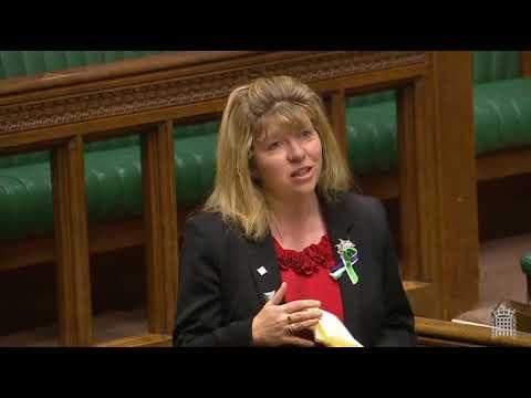 Maria Caulfield MP International Women's Day