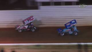 Port Royal Speedway All Star Sprint Car Highlights