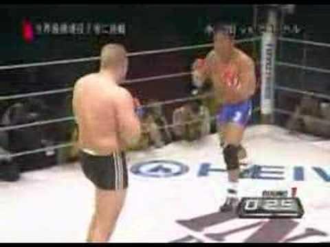 Inoki Bom-Ba-Ye - Fedor Emelianenko vs Yugi Nagata