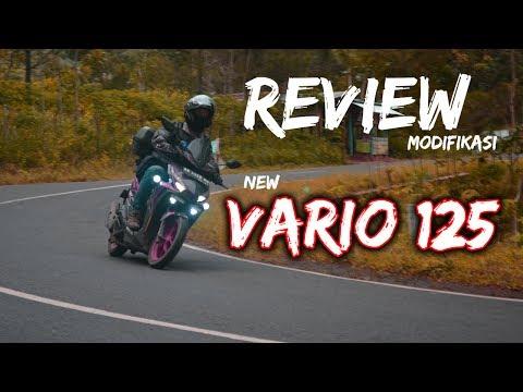 REVIEW MODIFIKASI HONDA VARIO 125 FI