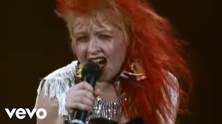 Watch Cyndi Lauper Money Changes Everything video