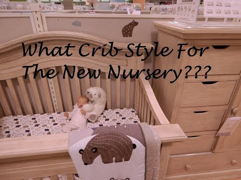Deciding On Crib Style For New Nursery For Reborn Babies