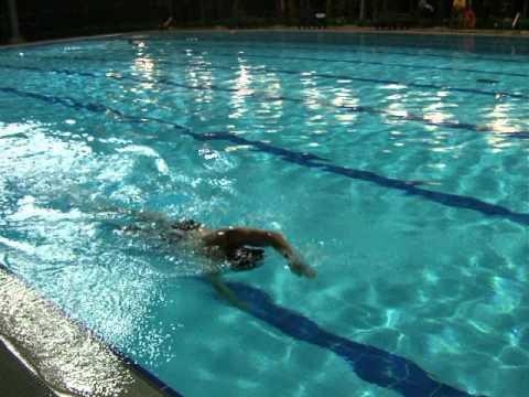Swimming 50 meter pool youtube for Swimming pool 4 eckig