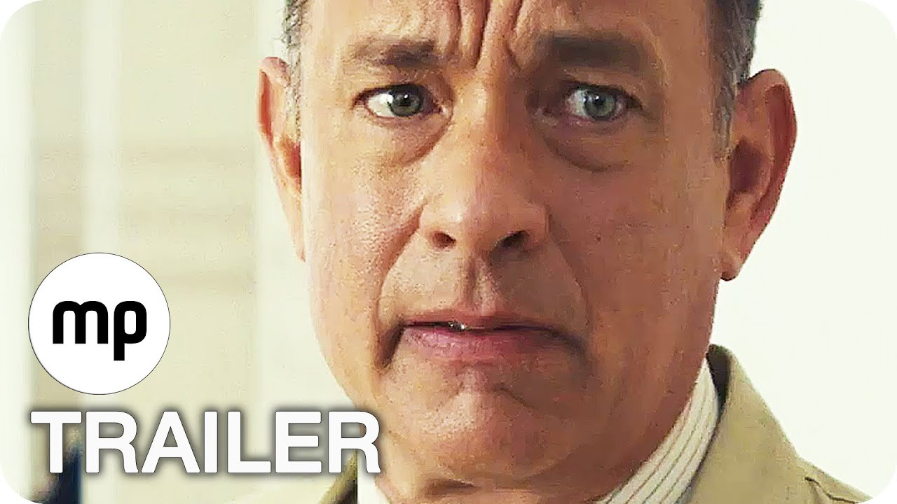 EIN HOLOGRAMM FÜR DEN KÖNIG Trailer German Deutsch (2016) Tom Hanks