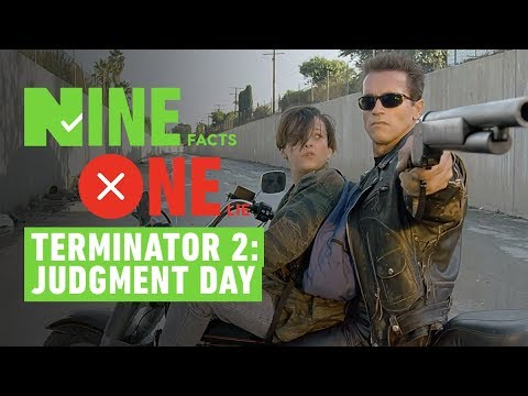 9 Facts, 1 Lie: Terminator 2 - Judgment Day