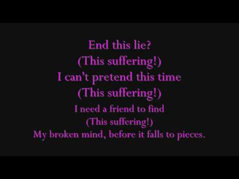 Billy Talent-This Suffering (lyrics)