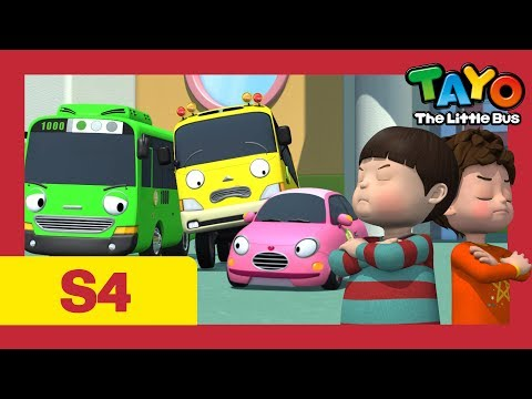 Tayo S4 #19 l We are all friends l Tayo the Little Bus l Season 4 Episode 19