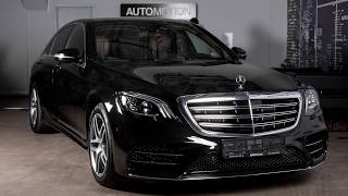 Mercedes-Benz S-Класс VI (W222, C217) Рестайлинг 350 d Long