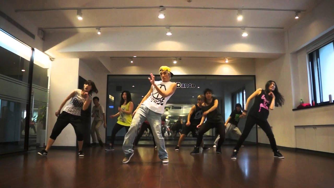 20140330 舞感養成班basic dance rhythm music by exo xoxo jimmy dance jimmy老師