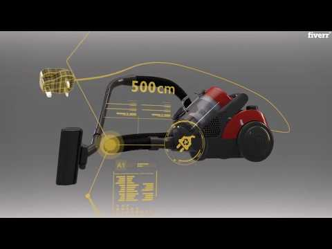 Make 3d Animation For Your Products- product modeling and animation | video promotion animation