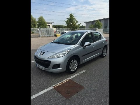 peugeot 207 1.4 petrol clutch replacement