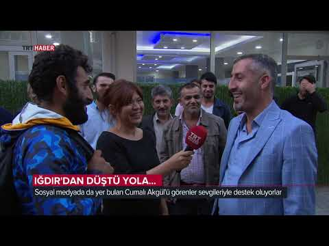 Hayat Tadında/Survivor Cumali Akgül'ün öyküsü TRT Haber'de