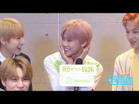 20180929 NCT DREAM IQIYI INTERVIEW [ENG SUB]