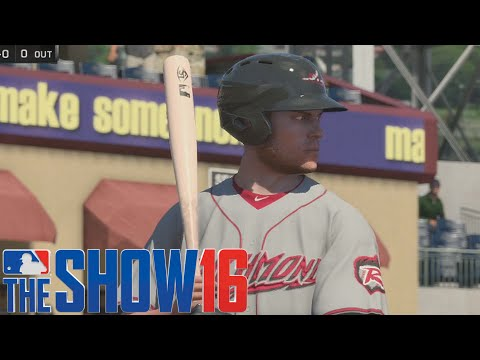 Small Fry Single - MLB The Show 16 - Road to the Show w/Superbman ep. 14