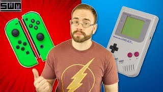 A New GAMEBOY Could Be On The Way And These Exclusive Switch Joycons Are Just The Start | News Wave