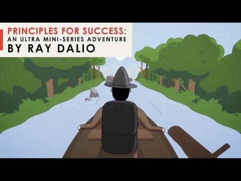 Die Prinzipien des Erfolgs von Ray Dalio (in 30 Minuten)