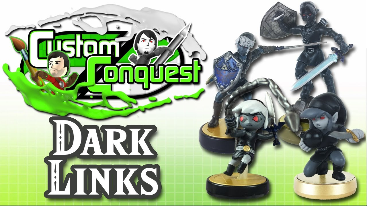 Custom Conquest Make Your Own Mii Amiibo By Nintendo Wire