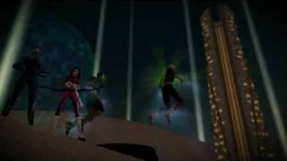 The City of Heroes Going Rogue: Complete Collection Mac Trailer